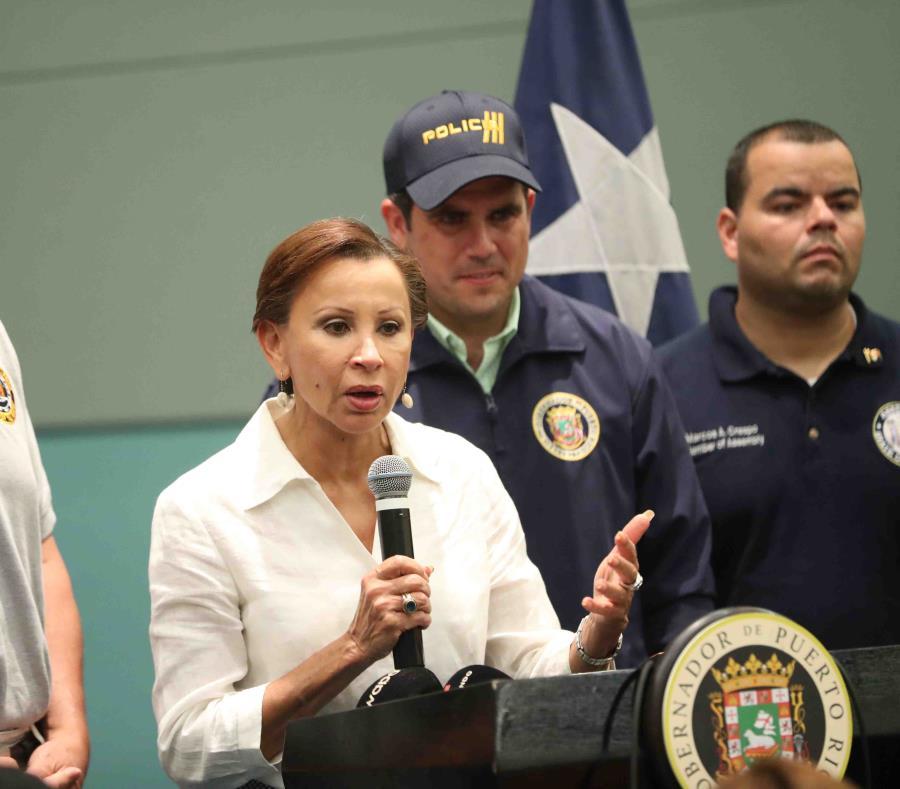 La congresista boricua Nydia Velázquez cuestionó la tardanza por parte del Departamento de Educación federal de repartir los fondos de ayuda designados para Puerto Rico. (semisquare-x3)