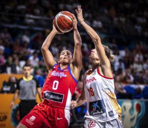 Puerto Rico sufre segundo revés en el Mundial femenino
