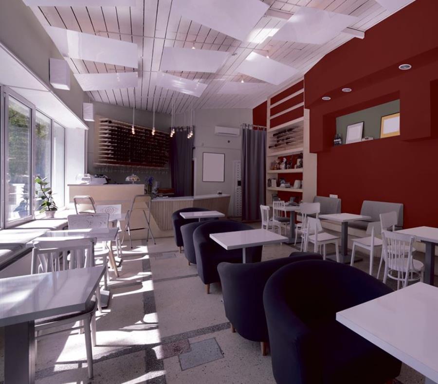 Alternativas de colores para restaurantes el nuevo d a - Interiores de restaurantes ...