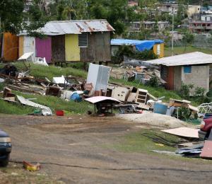 Villa Esperanza quiere levantar su comunidad