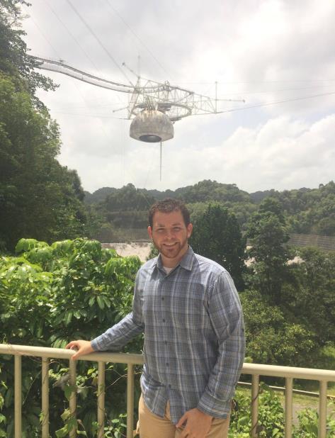 Edgard Rivera Valentín fue contactado para trabajar con la Rover Environmental Monitoring Station, parte del Mars Science Laboratory o Curiosity Rover, que se encuentra en Marte (vertical-x1)