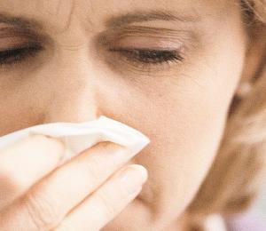 María, la gripe y el sereno