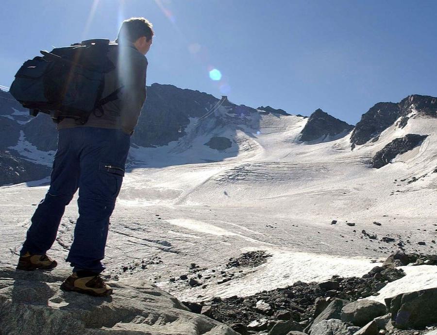 un estudio reciente revela que las temperaturas del suelo en sectores de permafrost continuo han aumentado. (semisquare-x3)