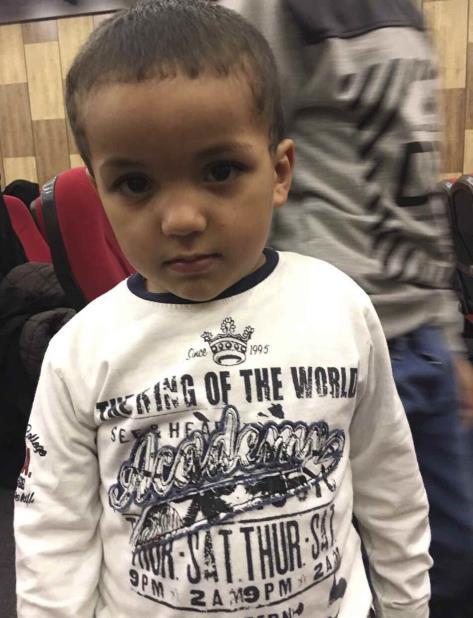 Tamim Jaboudi cumplirá este mes tres años. (vertical-x1)