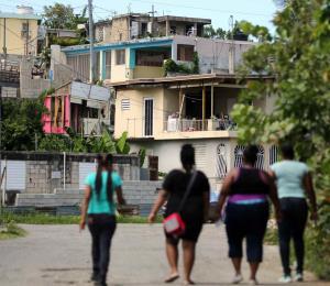 Puerto Rico y sus huracanes