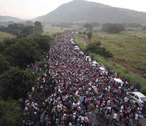 Migrantes: ¿Quiénes son esos?