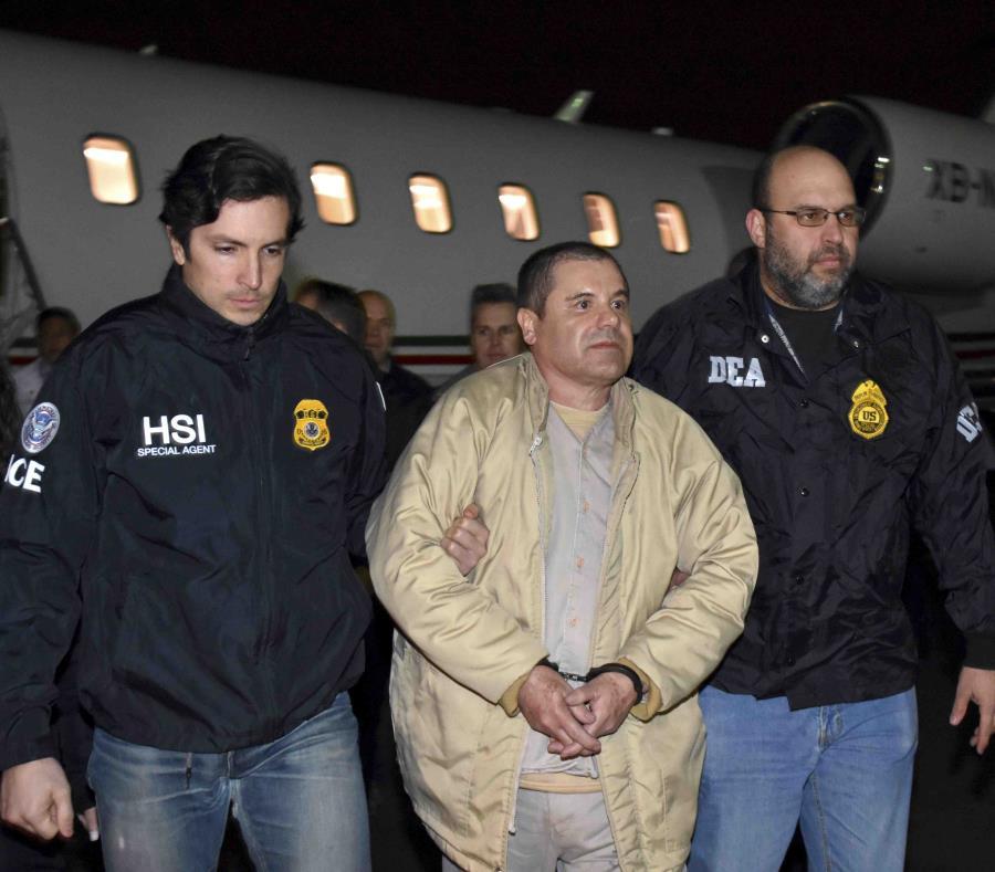 Autoridades escoltan a Joaquín