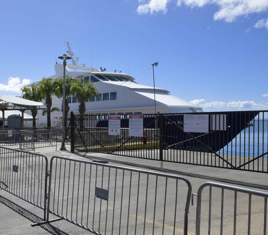 Unos 40,000 pasajeros podrían viajar a través de las lanchas a las islas municipios (semisquare-x3)