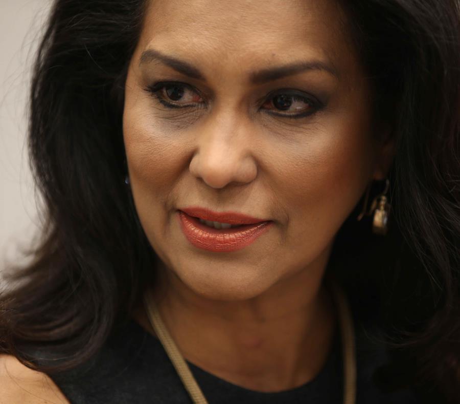 Merced se dedica a preparar la Miss Mundo de Puerto Rico, Dayanara Martínez. (semisquare-x3)