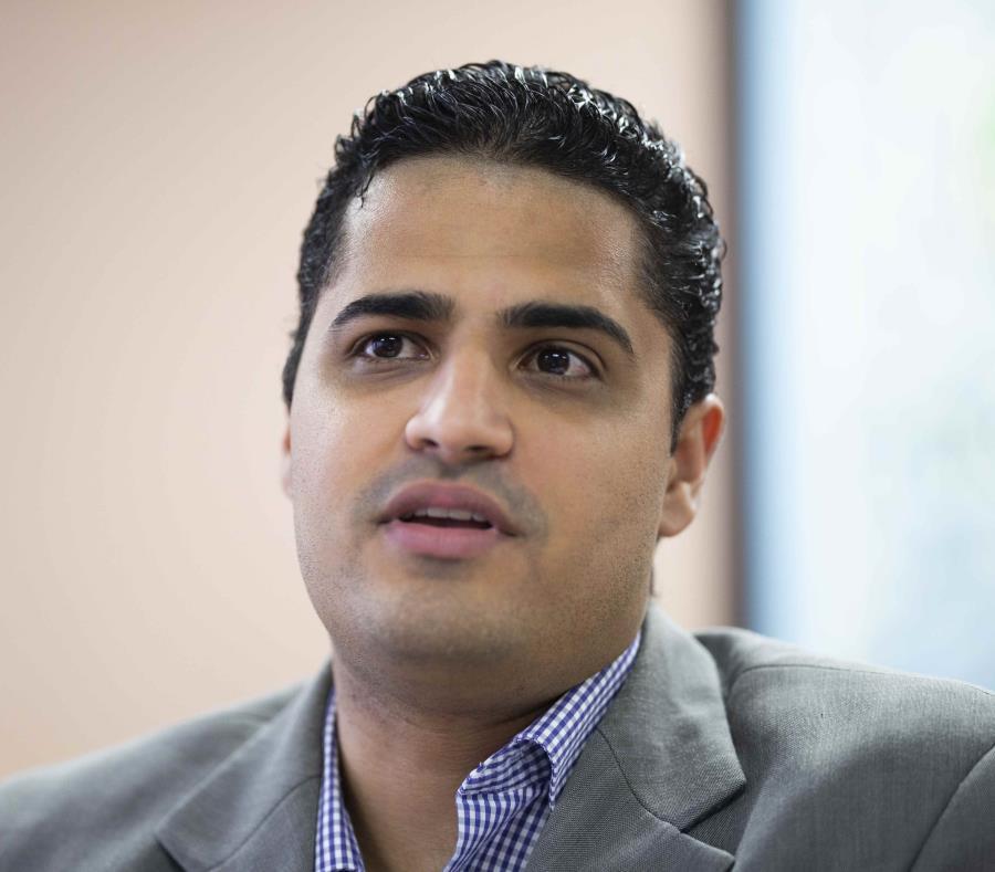 El secretario del Trabajo, Carlos Saavedra (semisquare-x3)
