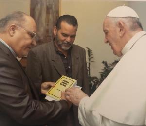 Tres regalos de Puerto Rico para el papa Francisco