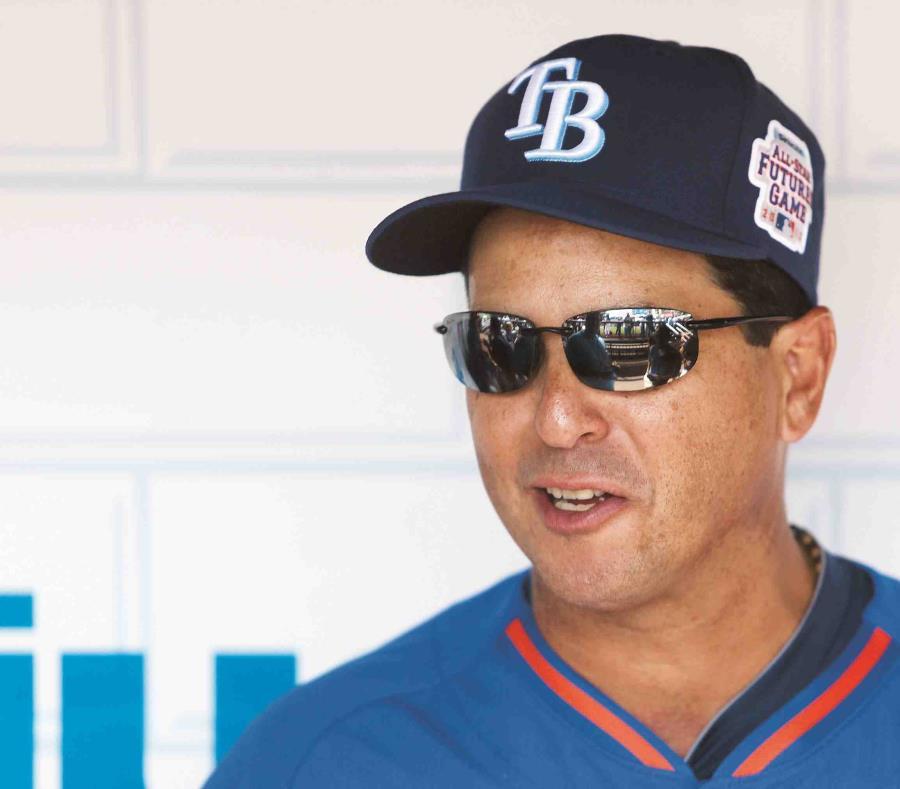 Boricua Charlie Montoyo toma riendas de Azulejos de Toronto en MLB