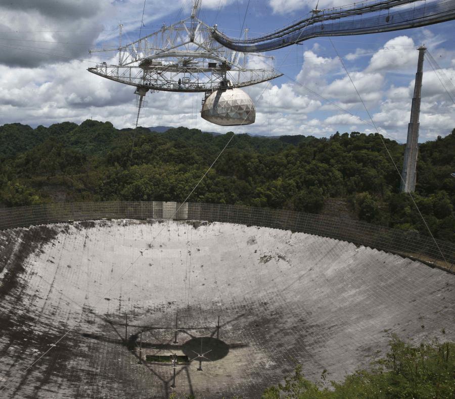 Observatorio de Arecibo (semisquare-x3)