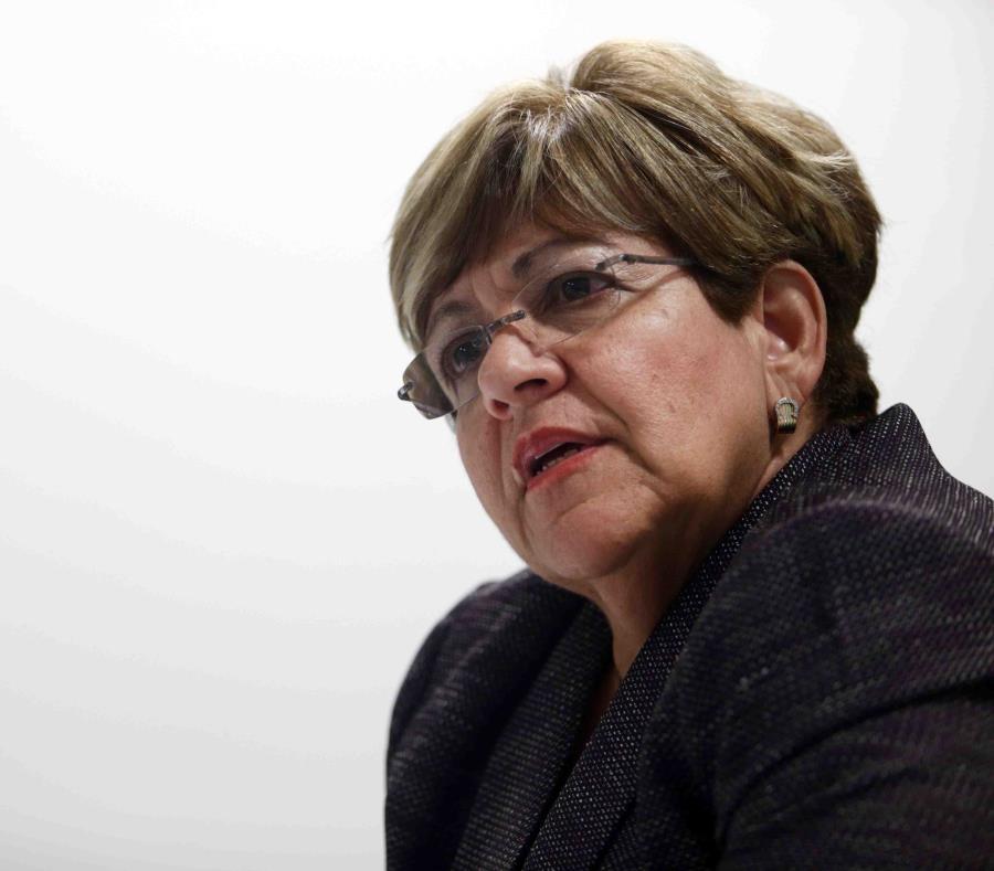 """En la foto la alcaldesa de Ponce, María """"Mayita"""" Meléndez (semisquare-x3)"""