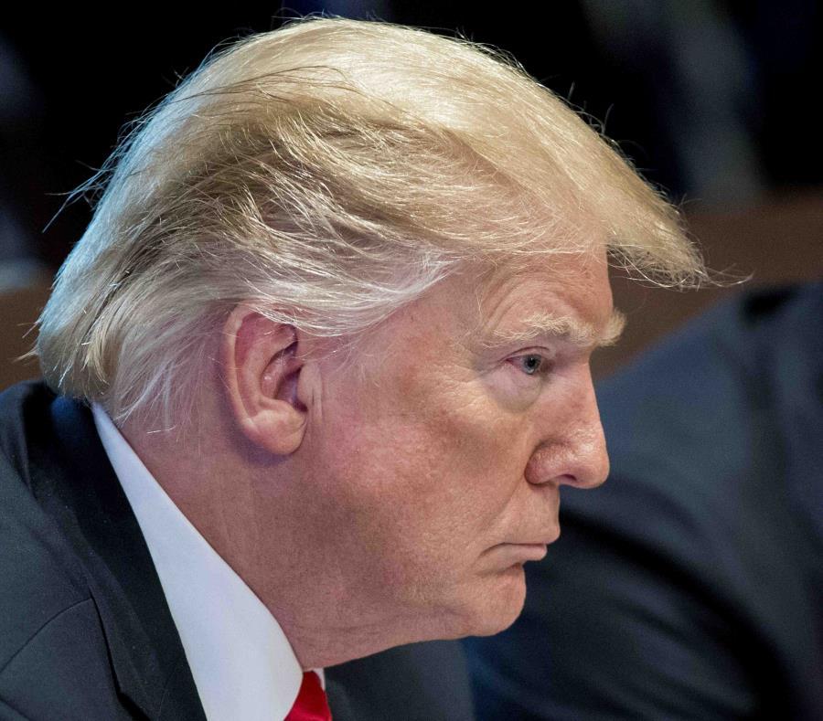 El presidente Donald Trump. (EFE) (semisquare-x3)