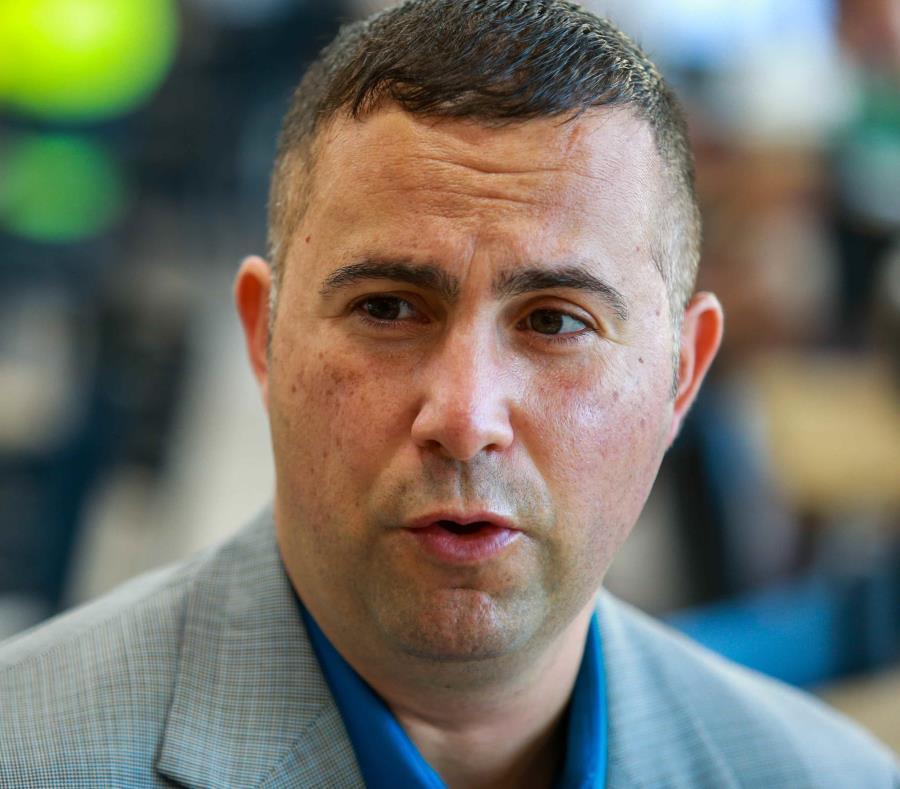 El congresista demócrata, Darren Soto (semisquare-x3)