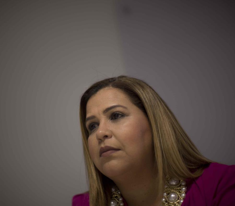 La representante Jackie Rodríguez, presidenta de la Comisión Especial para la Evaluación del Proceso de Adopción y el Trato de las Personas de Edad Avanzada en Puerto Rico. (GFR Media) (semisquare-x3)