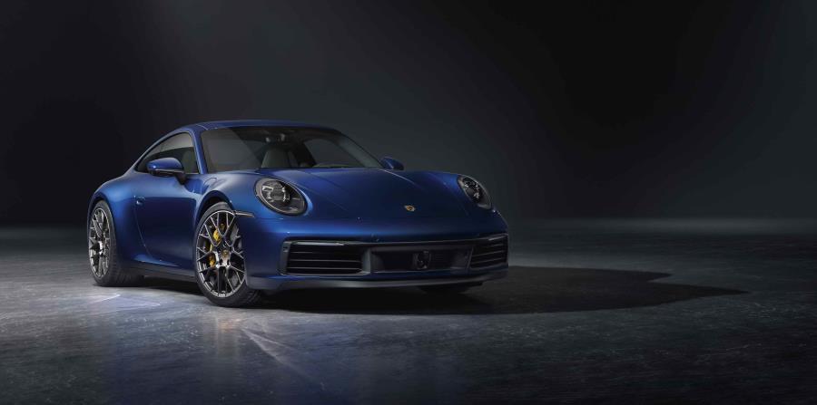 Nueva generación del Porsche 911. (horizontal-x3)