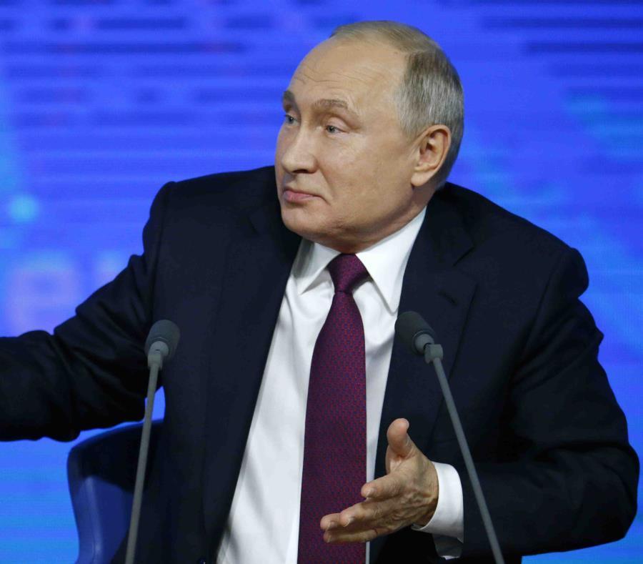 El presidente de Rusia, Vladimir Putin. (semisquare-x3)