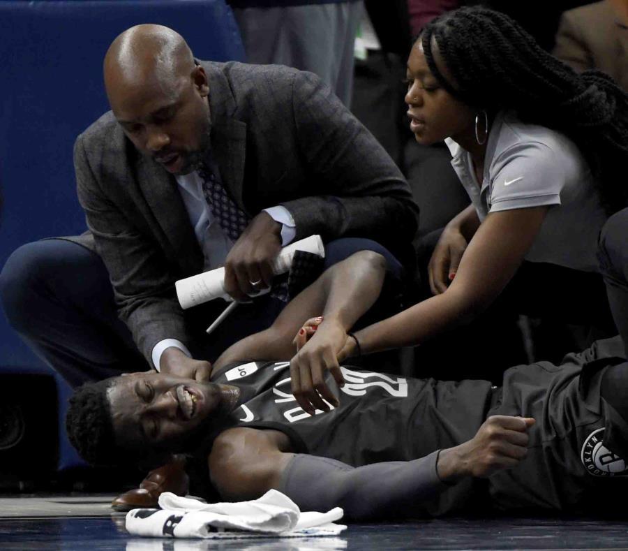 La escalofriante lesión de Claris LeVert en la NBA