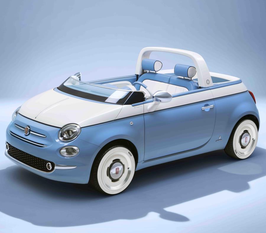 Fiat 500 Spiaggina por Garage Italia (semisquare-x3)