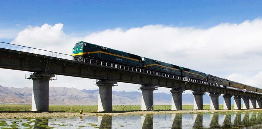 El tren 221 conecta a Pekín con los monasterios y palacios de ensueño de Lhasa. (Suministrada)