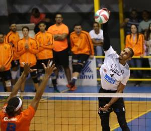Yauco pierde en el debut de su dirigente en el voleibol masculino