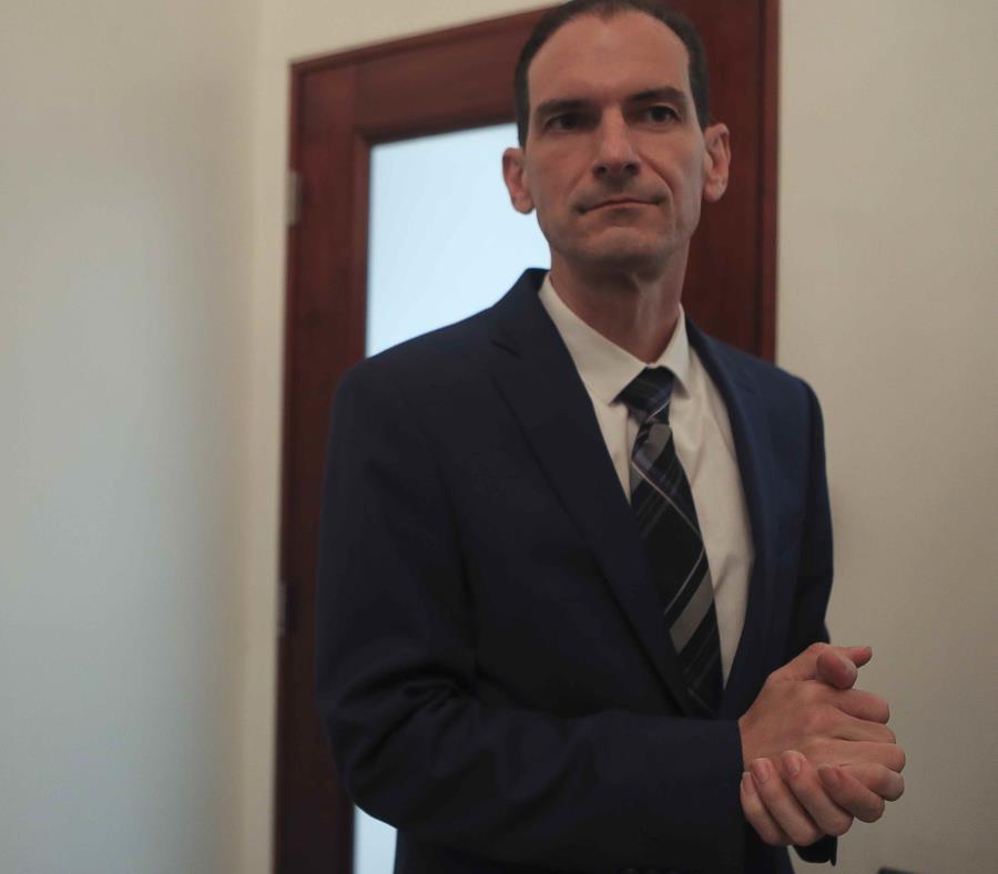Torres Zamora indicó que desconoce de la investigación. (GFR Media) (semisquare-x3)