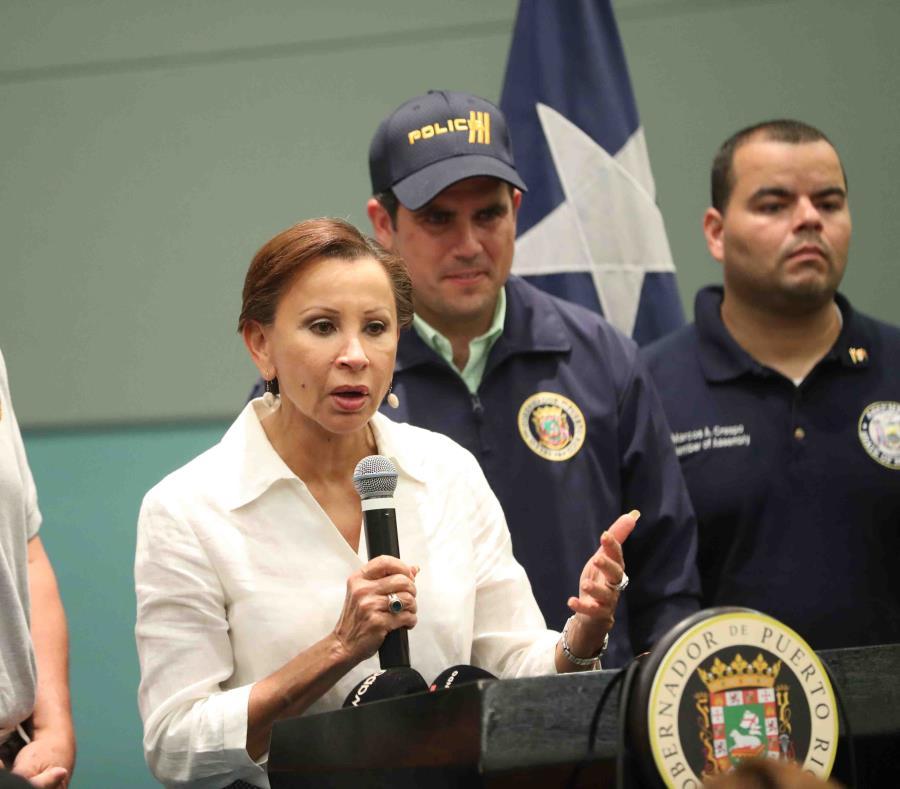 Gran parte de los líderes de Puerto Rico son
