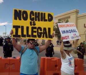 La deportación de IBA