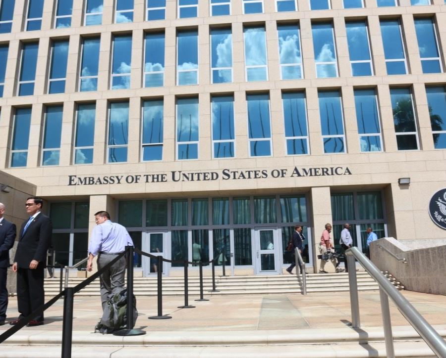 La embajada de Estados Unidos en Cuba (semisquare-x3)