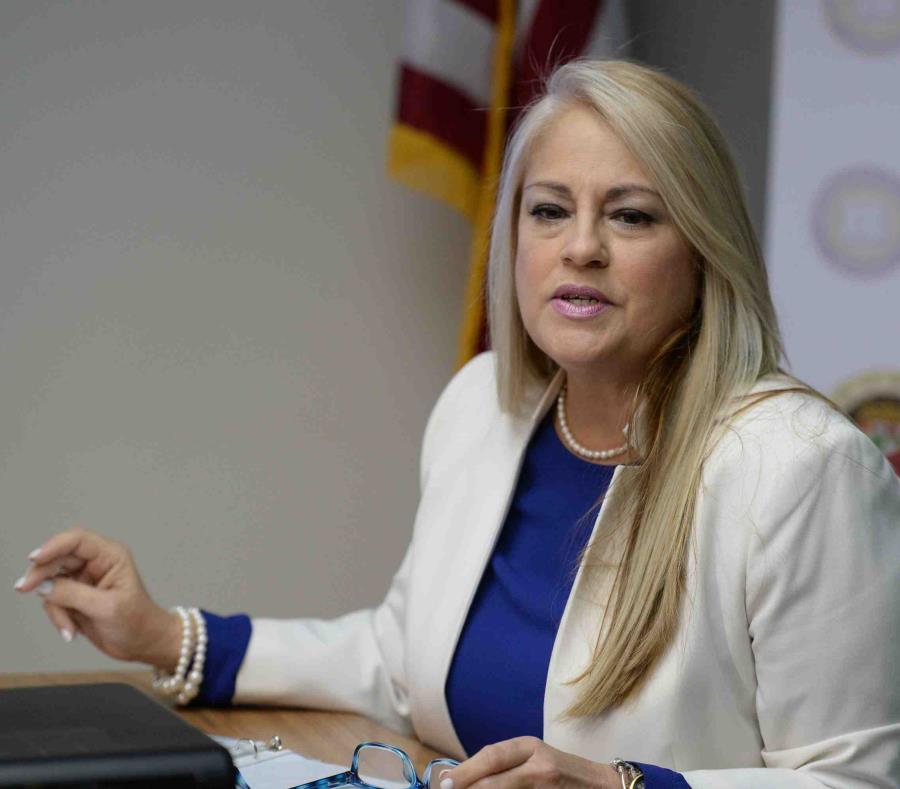 La secretaria de Justicia, Wanda Vázquez, informó de la radicación de cargos. (GFR Media) (semisquare-x3)