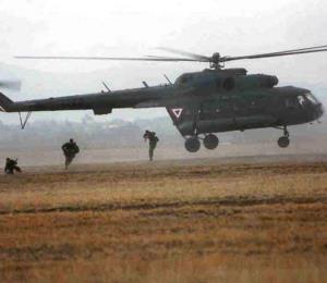 Un helicóptero militar se accidenta y mueren siete personas en Colombia