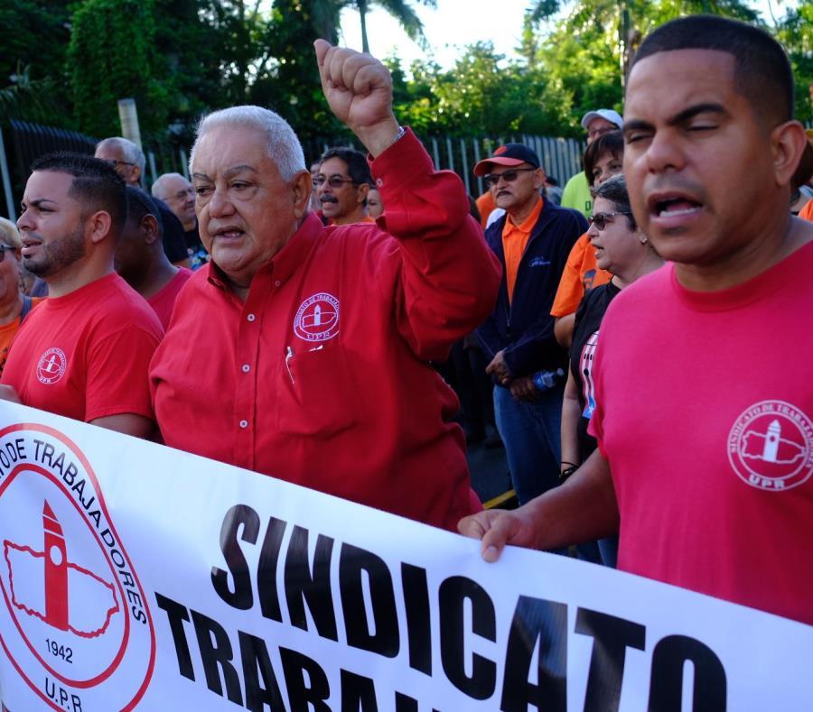 Los grupos que encabezan la protesta esperan 1,500 personas durante la manifestación (semisquare-x3)