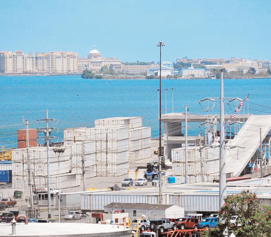 Senadores republicanos aseguraron que el presidente  se inclina a no otorgar a la isla una dispensa en las normas de cabotaje  para transportar gas natural. (GFR Media) (semisquare-x3)