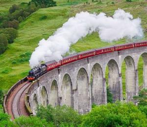 Viajar en tren por el mundo