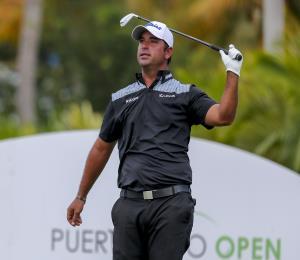 Rafa Campos se distancia del trofeo en el Puerto Rico Open