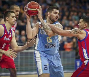 Sólido el historial baloncestista de Uruguay