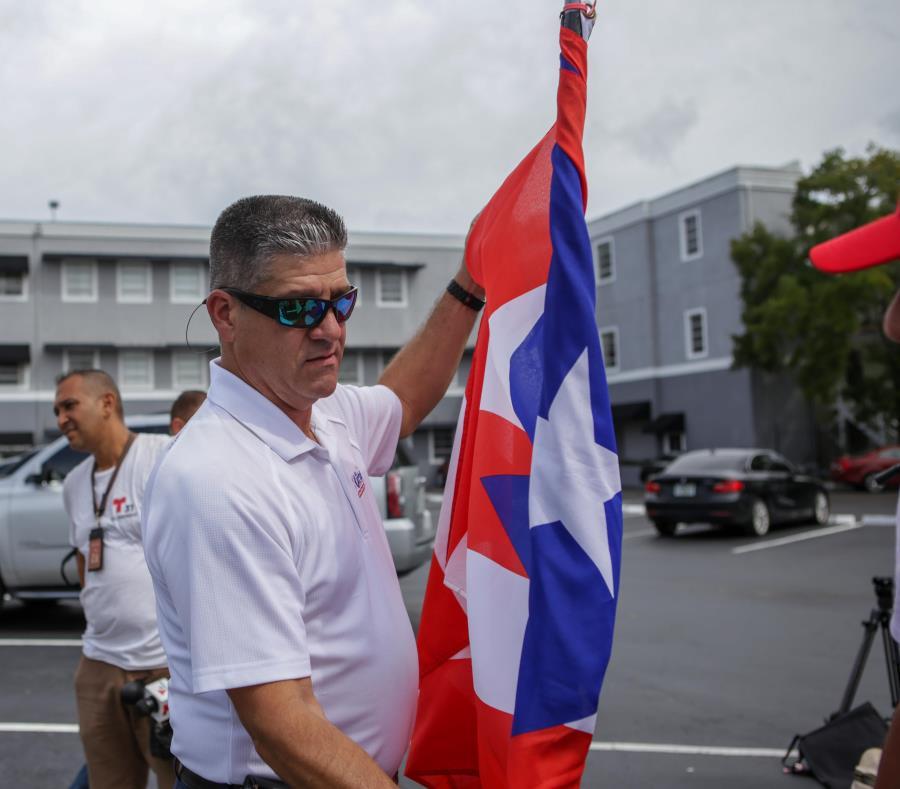 Aunque celebró la militancia electoral, el representante Bob Cortés dijo que hay que esperar al número oficial de Supervisor de Elecciones (semisquare-x3)