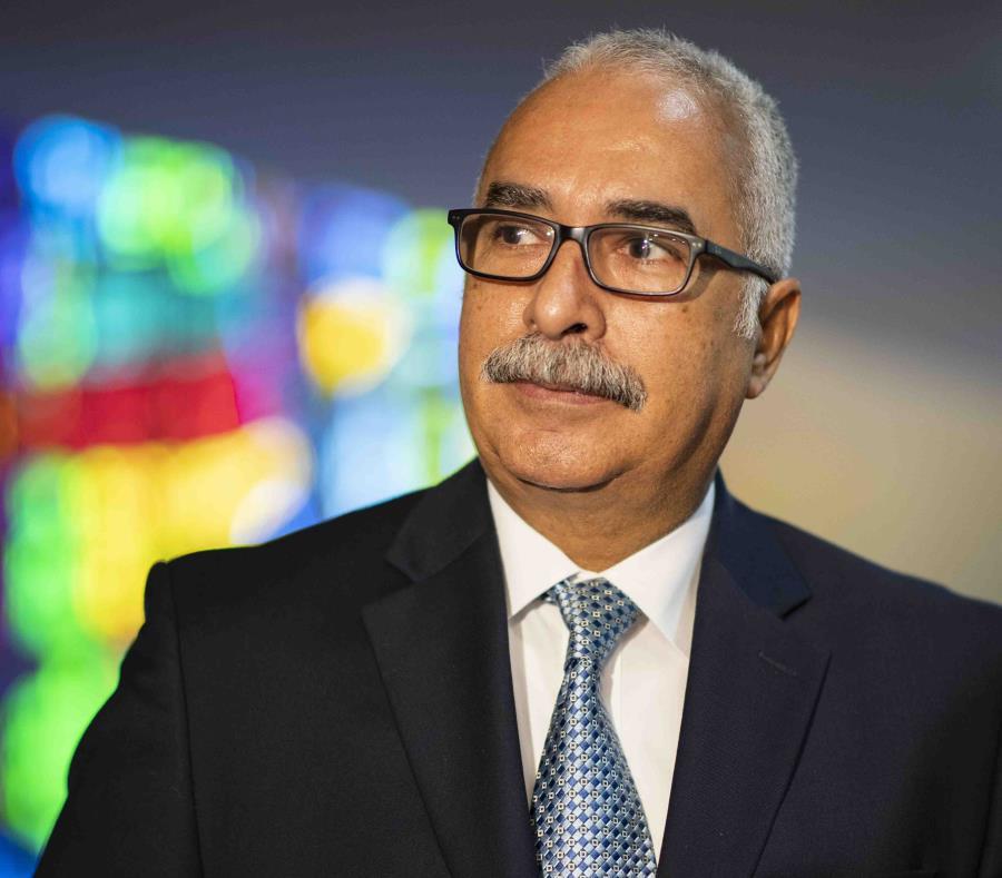 El secretario de Hacienda, Raúl Maldonado (semisquare-x3)