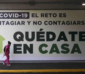 México recibe críticas por su demora para manejar el coranvirus