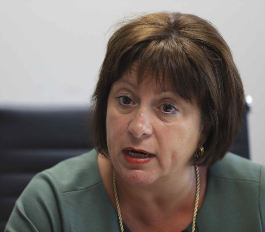 Natalie Jaresko, directora ejecutiva de la Junta de Supervisión Fiscal. (GFR Media) (semisquare-x3)