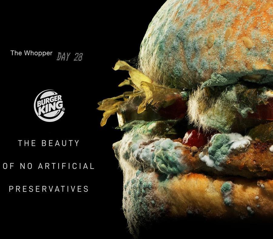 Burger King eliminará preservativos de su Whopper