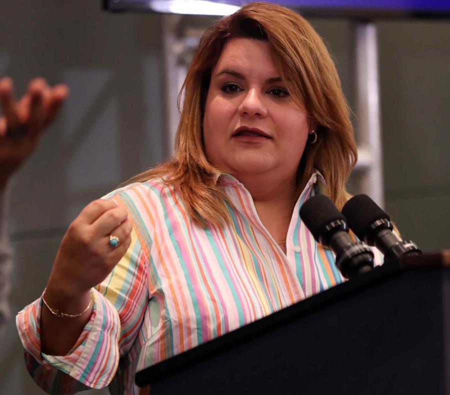 Jennifer González estima que pueden bajar en el Congreso dos resoluciones de ayuda adicionales antes que termine el año. (Archivo / GFR Media) (semisquare-x3)