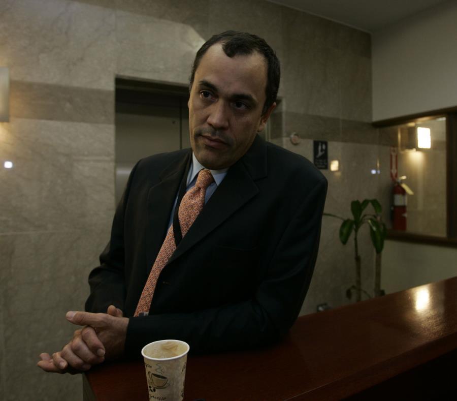 Nelson Rosario fue comisionado electoral de Puertorriqueños por Puerto Rico (PPR) en el 2008. (GFR Media) (semisquare-x3)