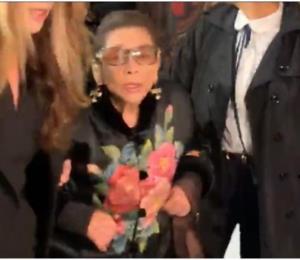 """La madre de Edith González está devastada y dice: """"me voy a ir contigo hijita"""""""