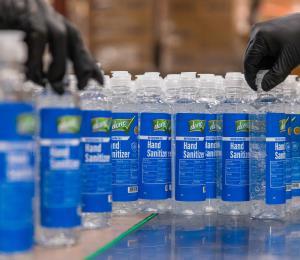 Olein Refinery se transforma para producir 'hand sanitizer'