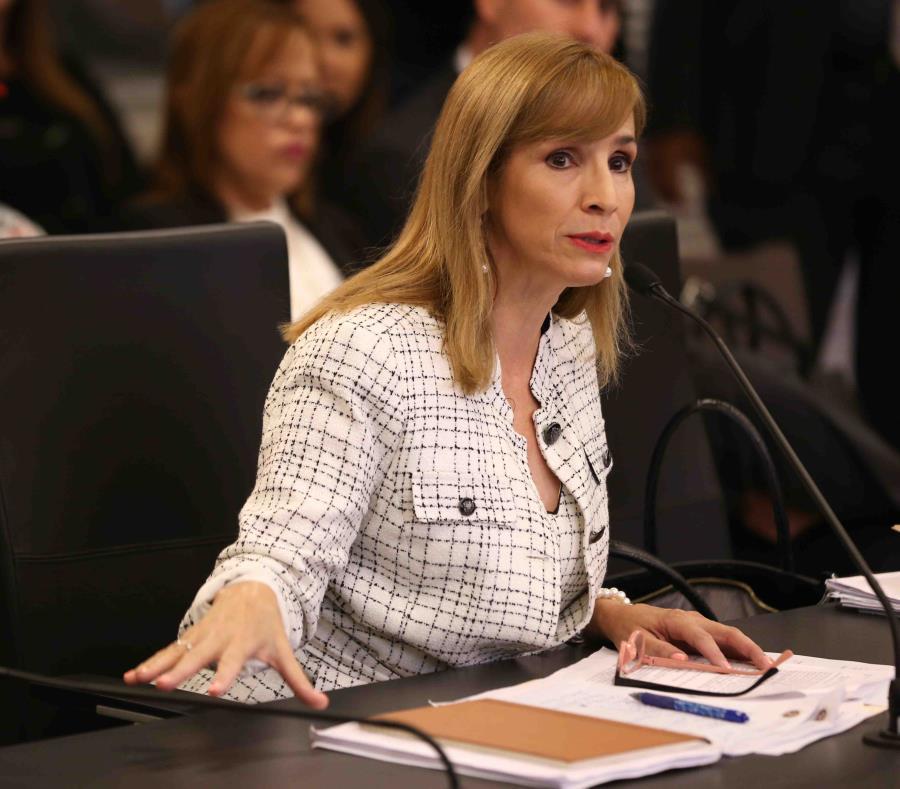Beatriz Zayas nominada a comisionada del Negociado de Ciencias Forenses. (semisquare-x3)