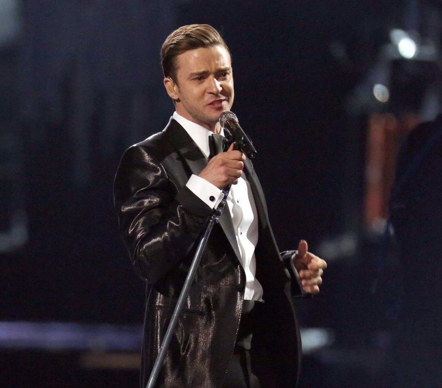 Captan a Justin Timberlake muy cariñoso con otra mujer