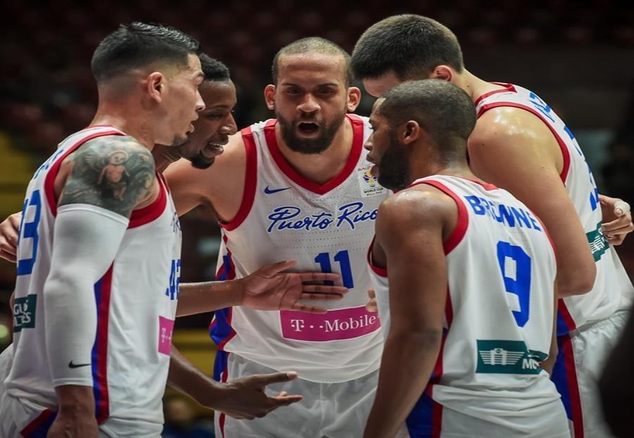 La Selección Nacional se apuntó un vital triunfo sobre Panamá, 71-70, en la noche del domingo. (Suministrada / FIBA Américas) (semisquare-x3)